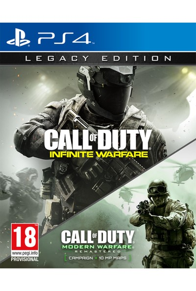Call of Duty Infinite Warfare Legacy Edition PS4 Oyun
