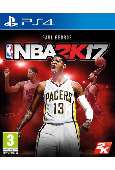 Nba 2K17 PS4 Oyun