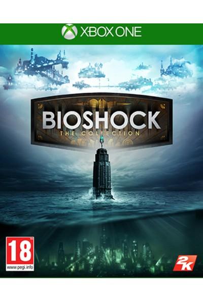 Take 2 Xbox One Bioshock Hd