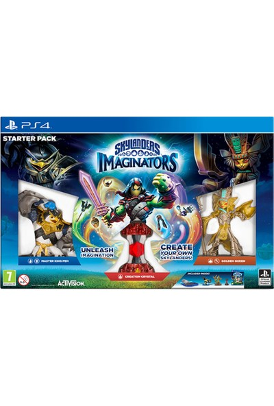 Skylanders Imaginator Starter Pack PS4