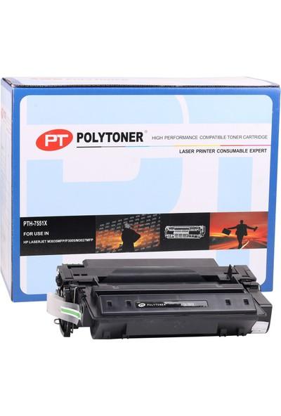 Polytoner Hp Q7551X Toner M3035Mfp/P3005/M3027Mfp