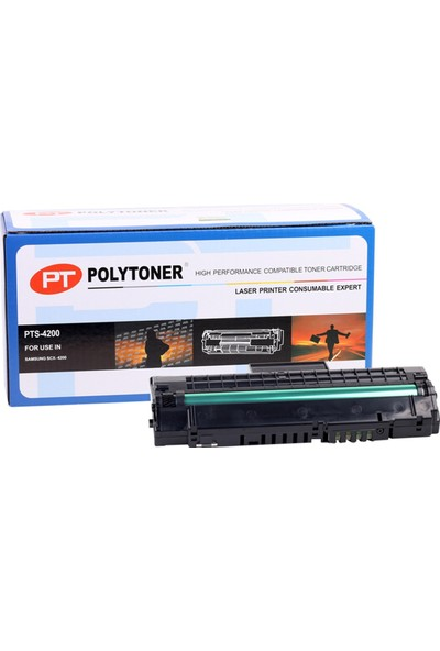 Polytoner Samsung Scx-4200 Toner 3K
