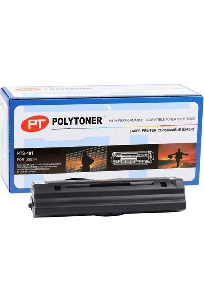 Polytoner Samsung Mlt-D101S (Chipli) Toner Ml2160/2165/Scx3400/3405/Sf650 (1500 Sayfa)