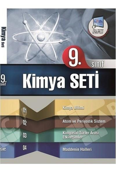 Çap Yayınları 9.Sınıf Kimya Seti