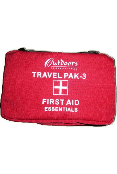 Outdoors First Aid Travel Pak-3