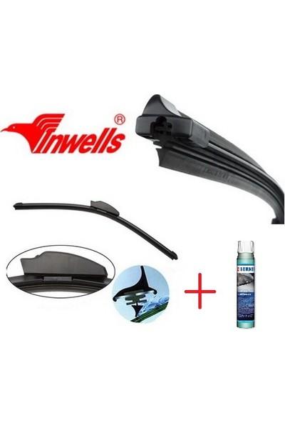 İnwells Ford Focus 1998-2004 Arası Ön Silecek Tk.