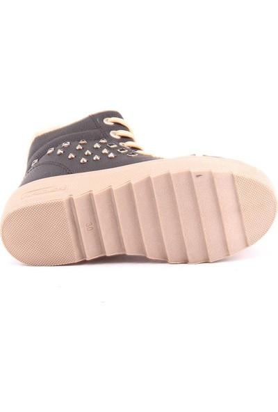 Raider 3333 İçi Termal Kürklü Günlük Kız Çocuğu Spor Bot Ayakkabı