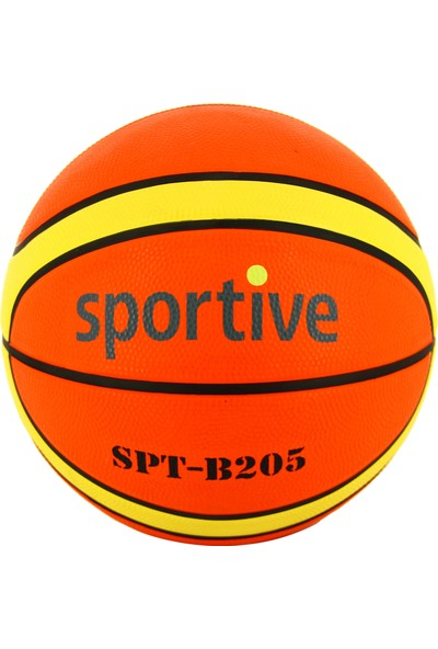 Sportive Bounce Kauçuk 5 No Basketbol Topu SPTB205