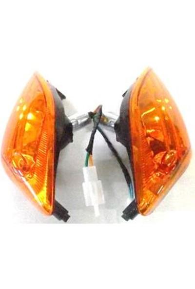 Ctvr Honda Fizy 125 Ön Sinyal Takımı