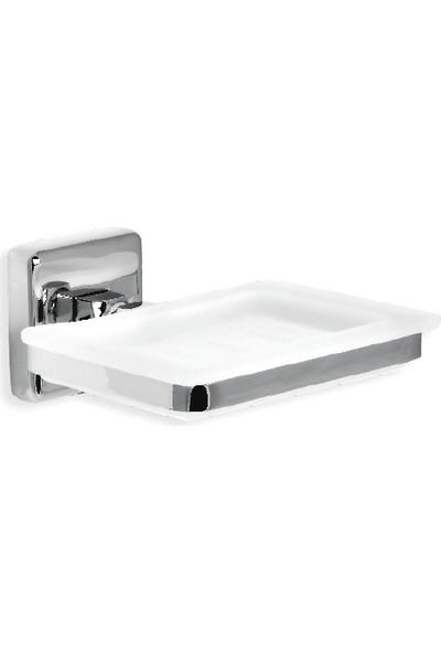 Çelik Banyo Kumru Sabunluk