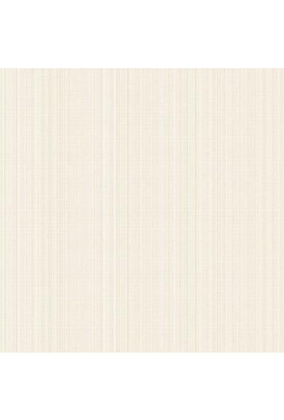 Krem Düz Kabartma Desenli Duvar Kağıdı 14405