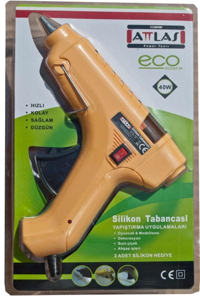 Attlas Eco ST 41 Silikon Tabancası 40W