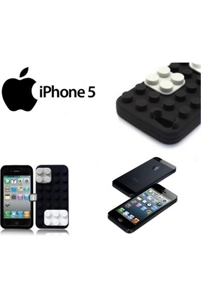 Bundera Lego Şekilli Iphone5 Silikon Kılıf