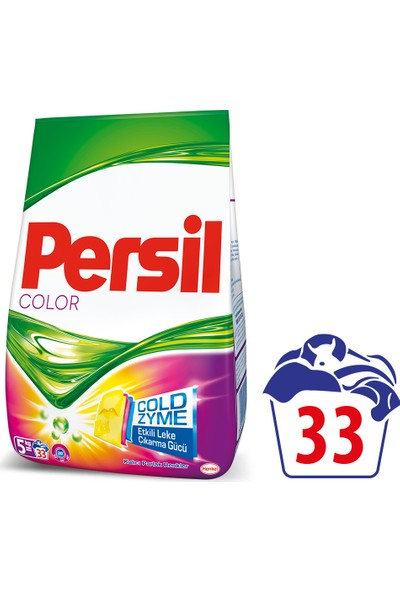 Persil Toz Çamaşır Deterjanı Renkli 5 kg