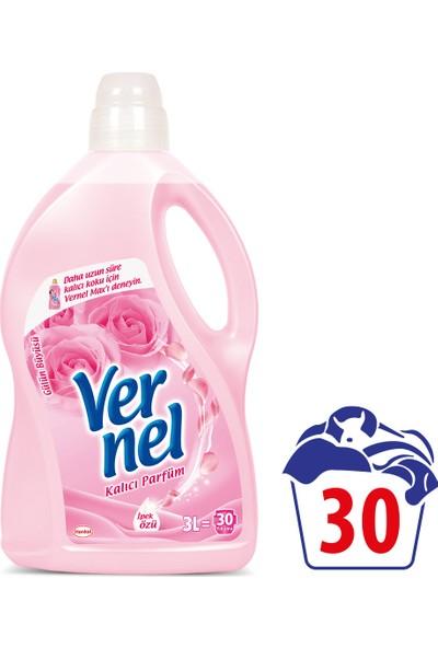 Vernel Çamaşır Yumuşatıcısı Gülün Büyüsü 3 Lt 30 Yıkama