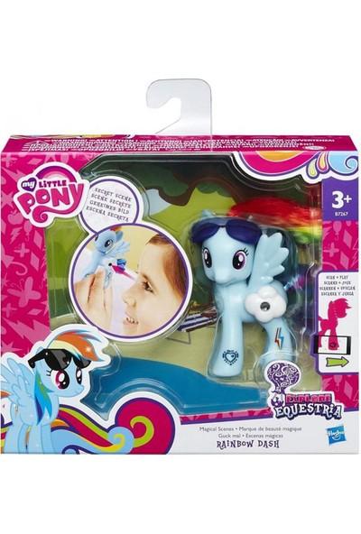 My Lıttle Pony Sihirli Sahneler Rainbow Dash