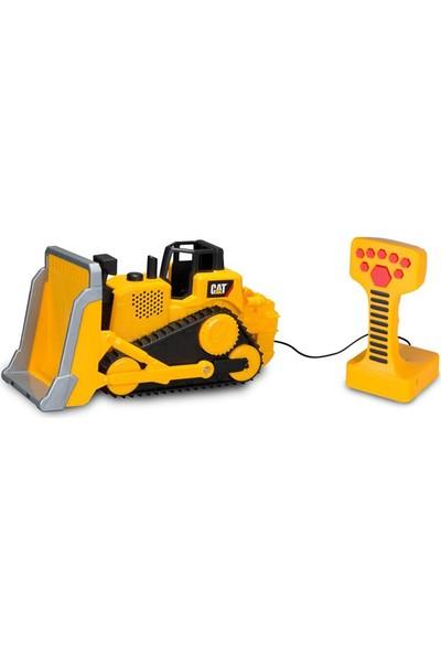 Cat Çok Fonksiyonlu Kablo Kumandalı İş Makinesi Bulldozer
