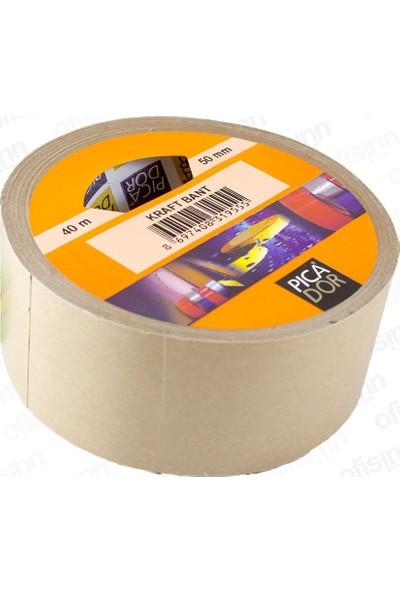 Pıcador Kraft (Kağıt) Bant 50Mmx40M