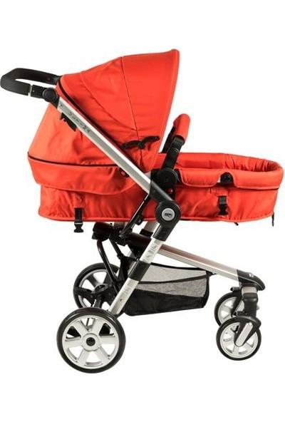 Sunny Baby 700 Ultima Travel Set Bebek Arabası Kırmızı