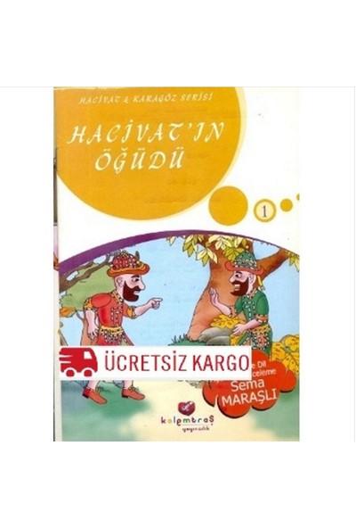 Kalem Yayınları Hacivat Karagöz Serisi 10 Kitap 1.Sınıflar İçin