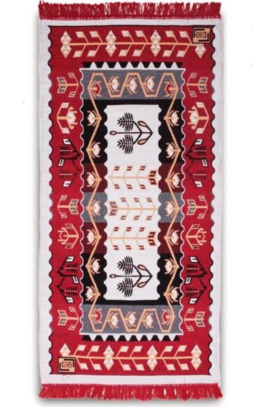 Otantik Lüx Şark Kilim 80x150 cm -1 Adet Alana 1 Adet Hediye