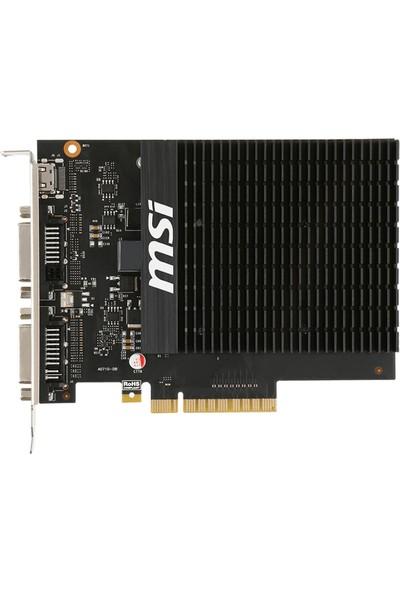 MSI Nvidia GeForce GT 710 2GB 64Bit GDDR3 (DX11) PCI-E 2.0 Ekran Kartı ( GT 710 2GD3H H2D )