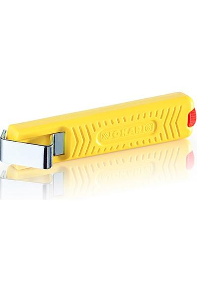 Jokari 16 standart kablo bıçağı 4mm ile 16 mm arası