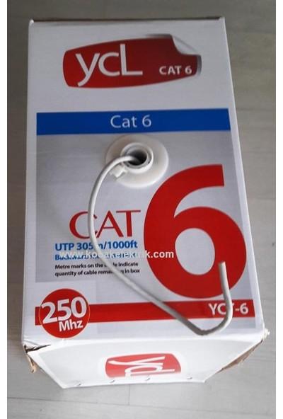 Ycl Cat 6 Utp Kablo (305Mt)