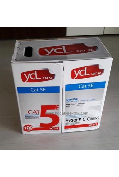 Ycl Cat 5E Utp Kablo (305Mt)