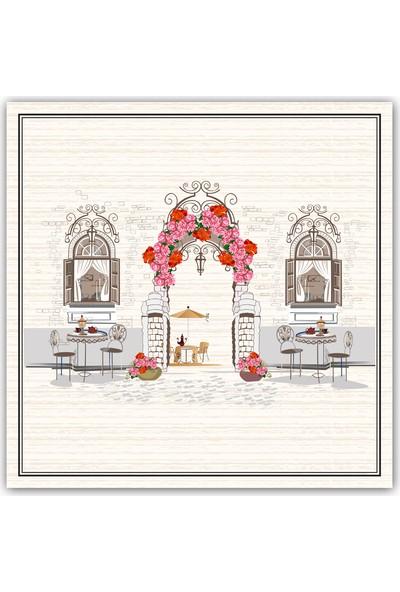 Cadran Home Dekoratif 30x30 MDF Tablo CHTT520