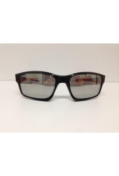Oakley Oo9247-19 57 17 138 Gri Aynalı Güneş Gözlüğü