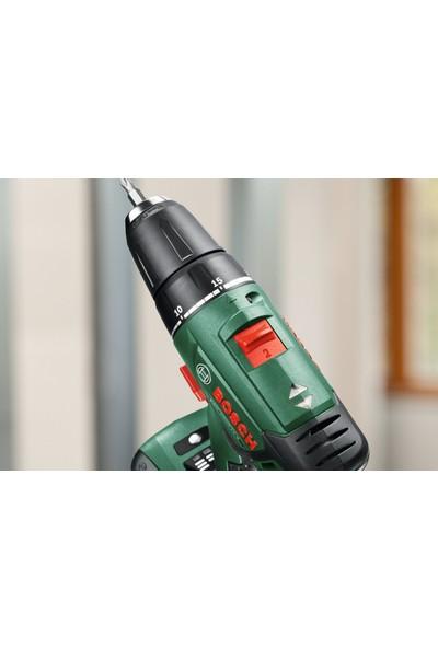 Bosch PSR 1800 LI-2 2.0 Ah Çift Akülü Vidalama Makinesi