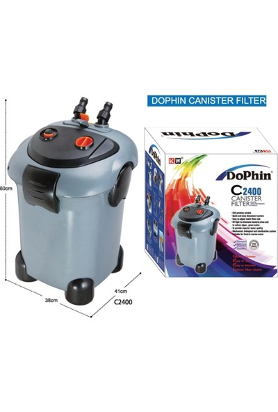 Dolphin Dış Filtre 3100 L/H