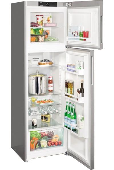 Liebherr CTNEF 5215 A++ 418 lt No-Frost Buzdolabı