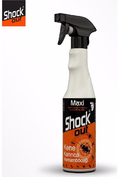 Dual Shock Out Maxi Kene-Karınca