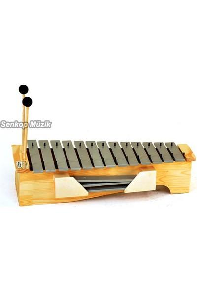 Jinbao Jb5000Sg Soprano Glockenspiel Metalofon