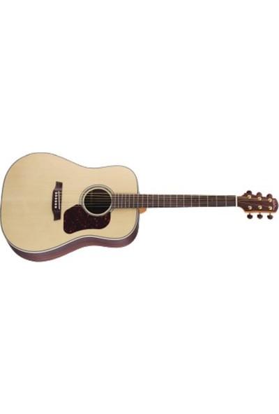 Walden D710Em1Aw Elektro Akustik Gitar