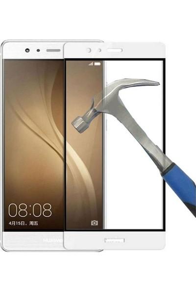 Teleplus Huawei P9 Lite 3D Full Kapatan Cam Ekran Koruyucu Cam Ekran Koruyucu