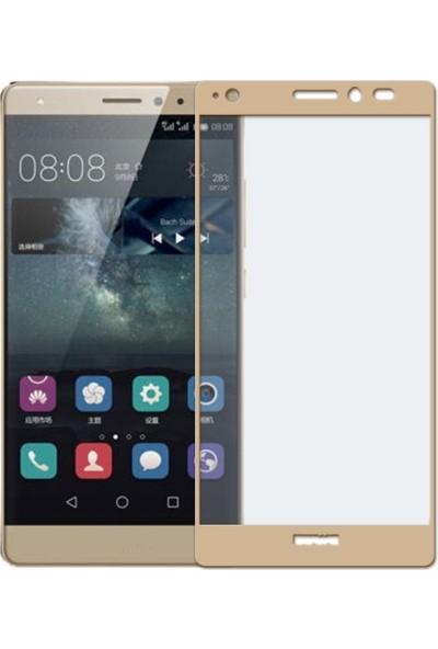 Teleplus Huawei P9 3D Full Kapatan Cam Ekran Koruyucu Cam Ekran Koruyucu
