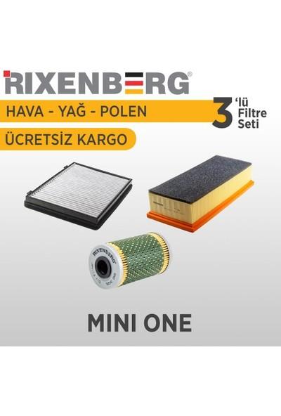 Rixenberg Filters Mini One 3'Lü Filtre Seti