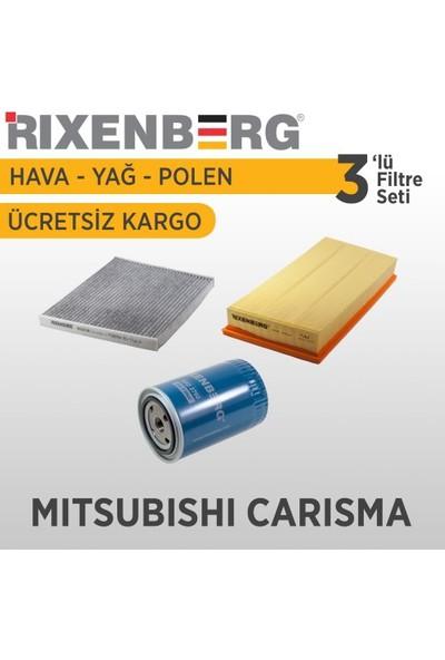 Rixenberg Filters Mitsubishi Carisma 3'Lü Filtre Seti