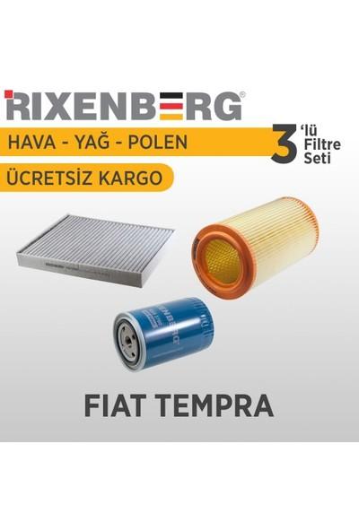 Rixenberg Filters Fiat Tempra 3'Lü Filtre Seti