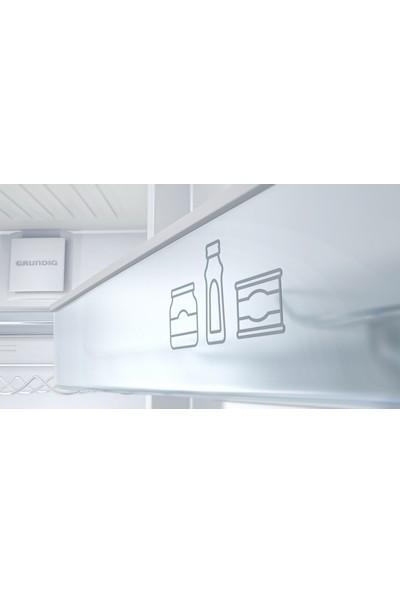 Grundig GRND 5100 I A++ 510 lt No-Frost Buzdolabı