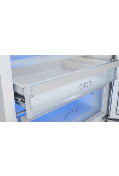 Grundig GRNE 4651 S A+ 465 lt No-Frost Buzdolabı