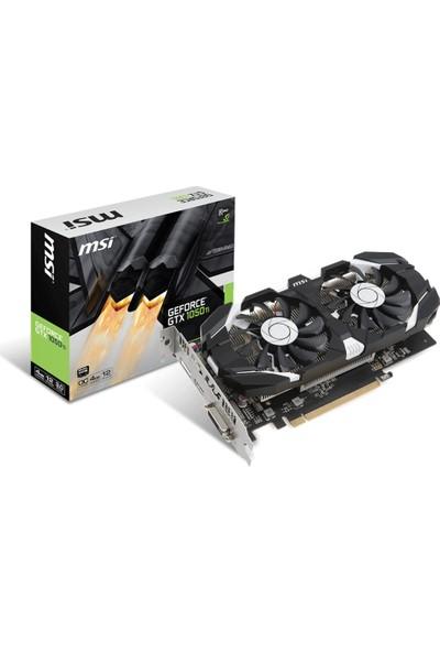 MSI NVIDIA GeForce GTX 1050 TI 4GT OC 4GB 128 bit GDDR5 DX(12) PCI-E 3.0 Ekran Kartı (GTX 1050 TI 4GT OC)