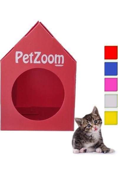 Petzoom Kedi evi - Sokak Hayvanları İçin Kulübe fd*