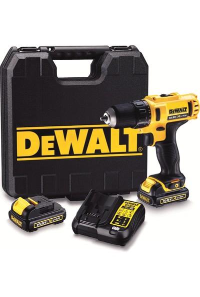 Dewalt DCD710D2-QW 10,8V 2Ah Li-Ion Çift Akülü Vidalama