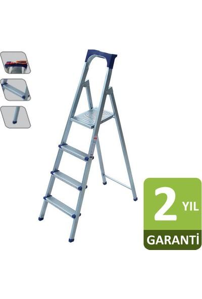 Elips Galvanizli Profil Merdiven 5+1 Basamaklı