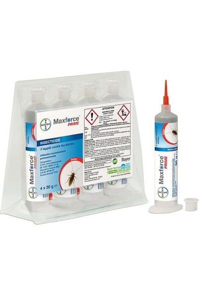 Bayermaxforce Prime Böcek Jeli Bayer 30 Gr