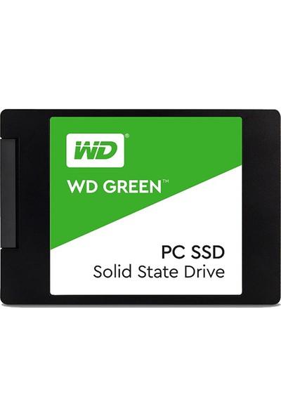 WD Green 240GB 540MB-465MB/s 2.5 Sata 3 SSD WDS240G1G0A
